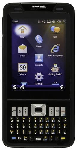 Máy đọc mã vạch dòng PDA - HĐH Windows Mobile