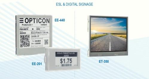 Digital Signage & Nhãn giá điện tử