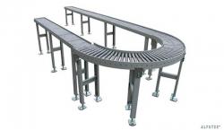Lắp đặt hệ thống bàn lăn