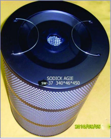 Lọc nước cho máy cắt dây EDM