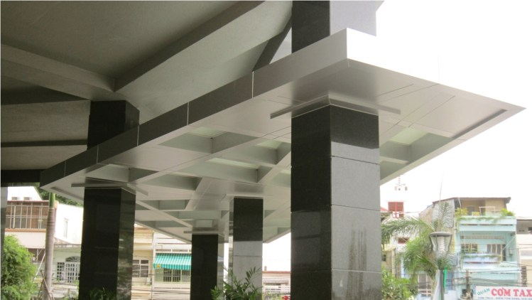 Mặt dựng aluminium