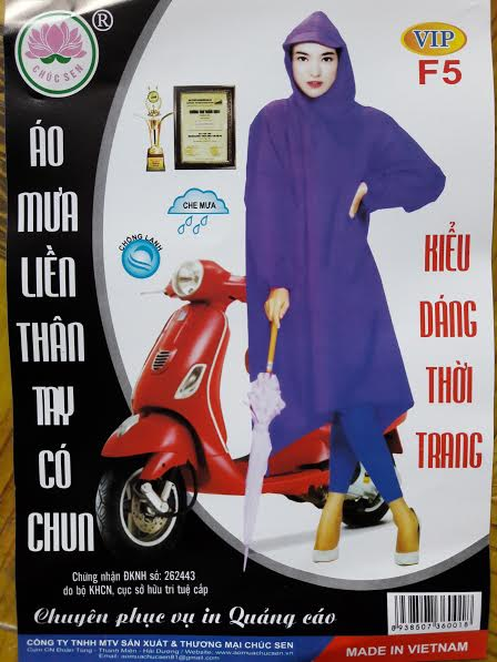 áo mưa bộ siêu nhẹ chất lượng cao