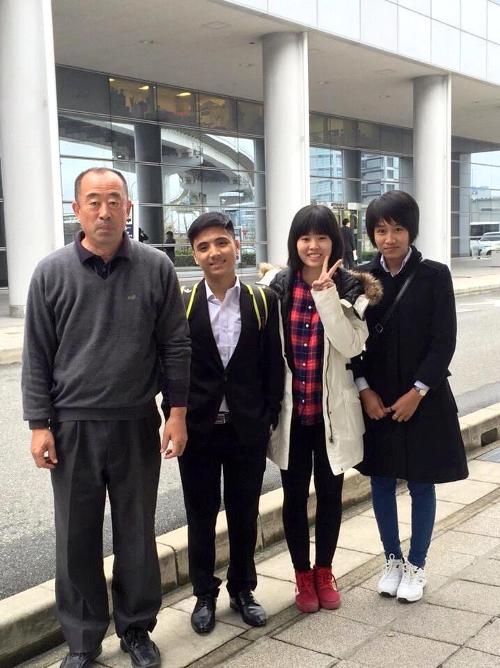 QTV_Học Viên Bên Nhật