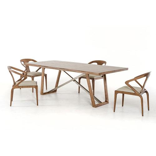 Bàn ghế gỗ Maison