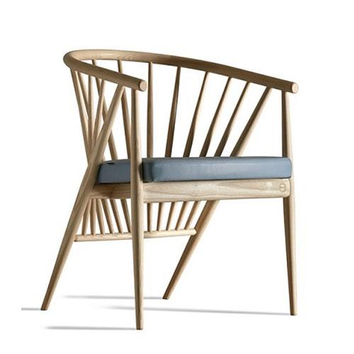 Ghế gỗ Genny