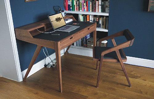 Bàn ghế gỗ Katakana
