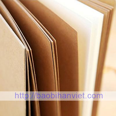 Giấy bìa, giấy bìa cứng