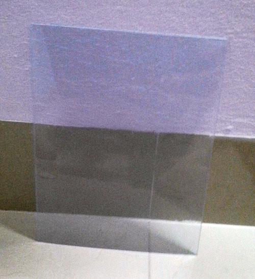 Ván nhựa PVC trong suốt