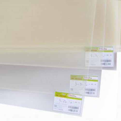 Ván nhựa PVC trong