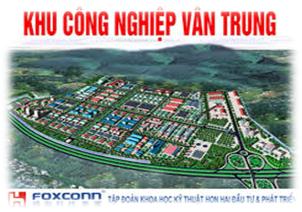 Khu công nghiệp Vân Trung