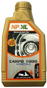 Dầu nhớt xe máy Carpo 1000