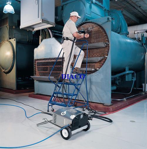 Sửa chữa máy nén trong hệ thống Chiller