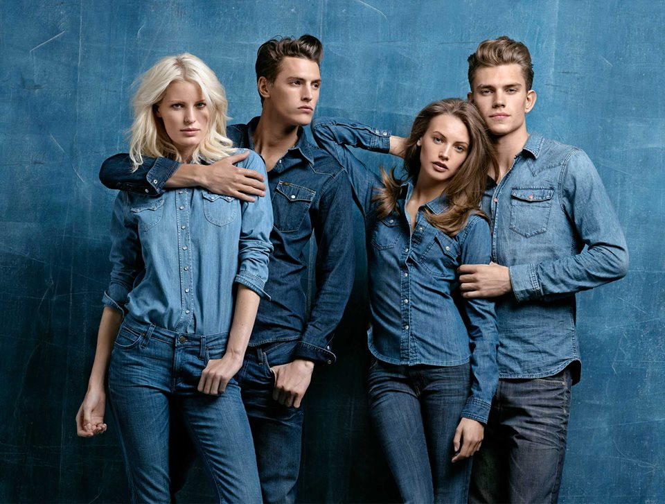 Thời trang jean