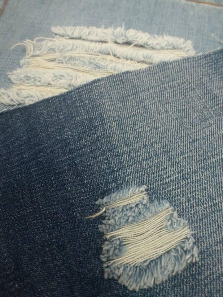 Vải jean cao cấp