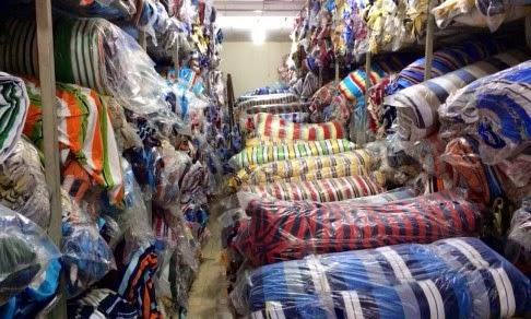 Thu mua vải tồn kho