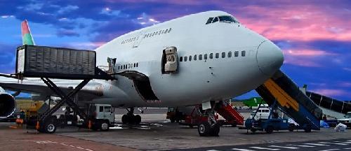Giao nhận hàng không
