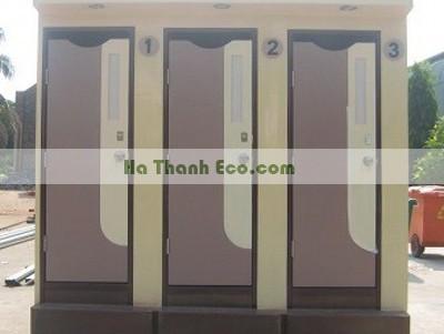 Nhà vệ sinh 3 buồng