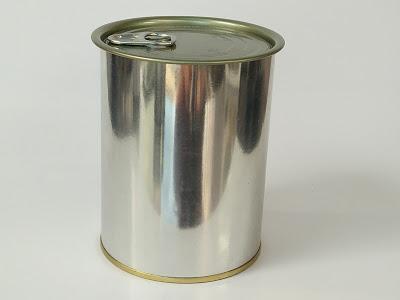 Hộp kim loại ngành sơn
