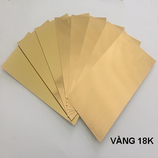 Màng metallized vàng