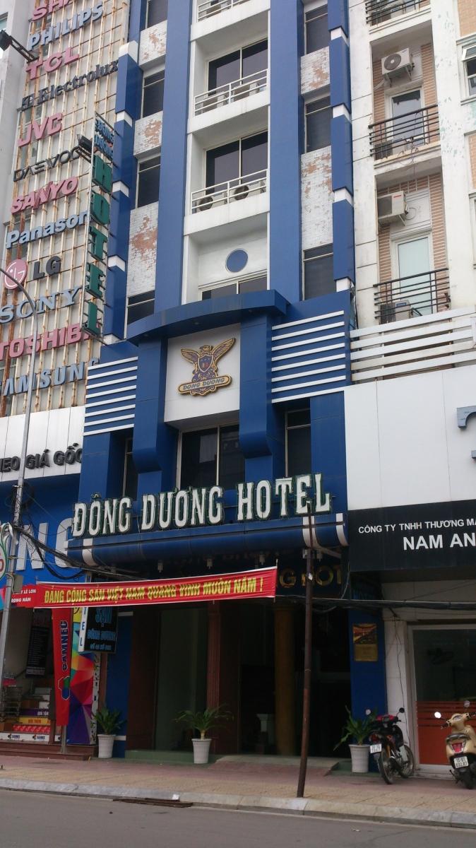 Cho thuê khách sạn