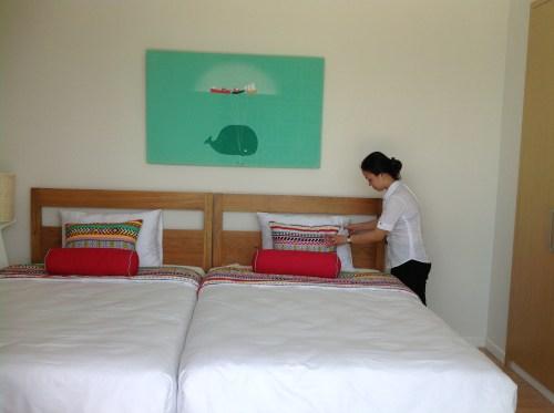 V&#7879 sinh khách sạn, nhà ở