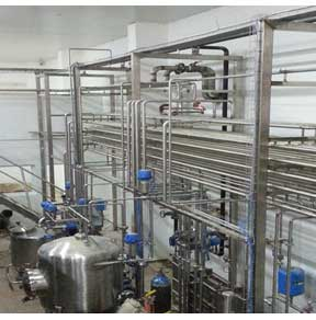 Hệ thống đường ống vi sinh