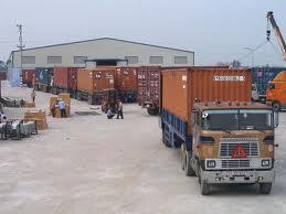 Cho thuê container 40 feet