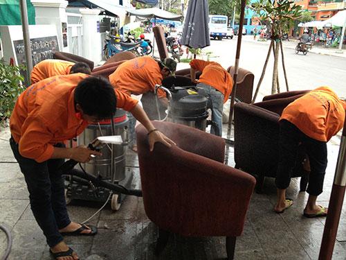 Giặt ghế