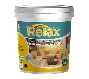 Sơn bóng nội thất cao cấp Relax