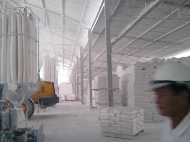 Xưởng sản xuất bộ đá