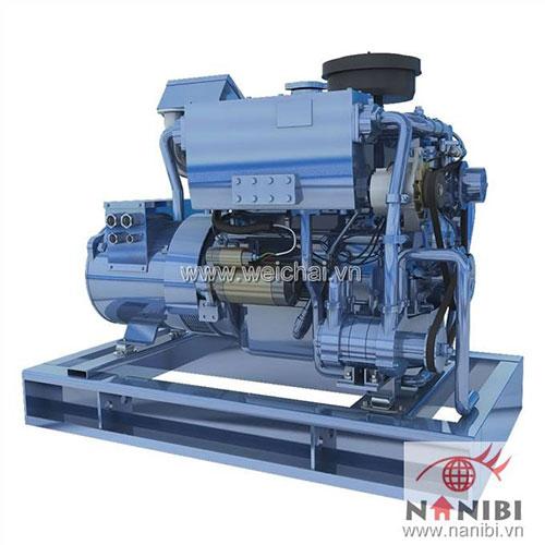 Máy phát điện thủy CCfJ12J-W2