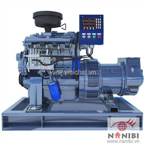 Máy phát điện thủy CCFJ16J-W2
