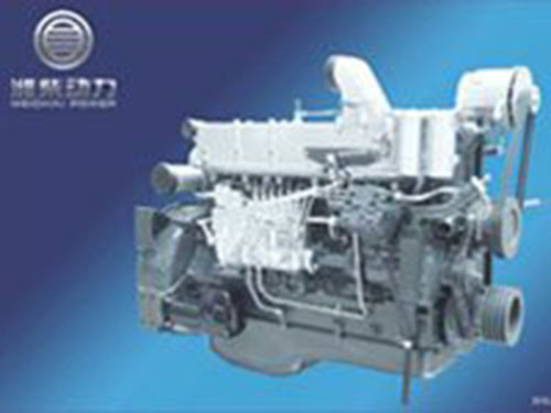 Động cơ xe tải HD