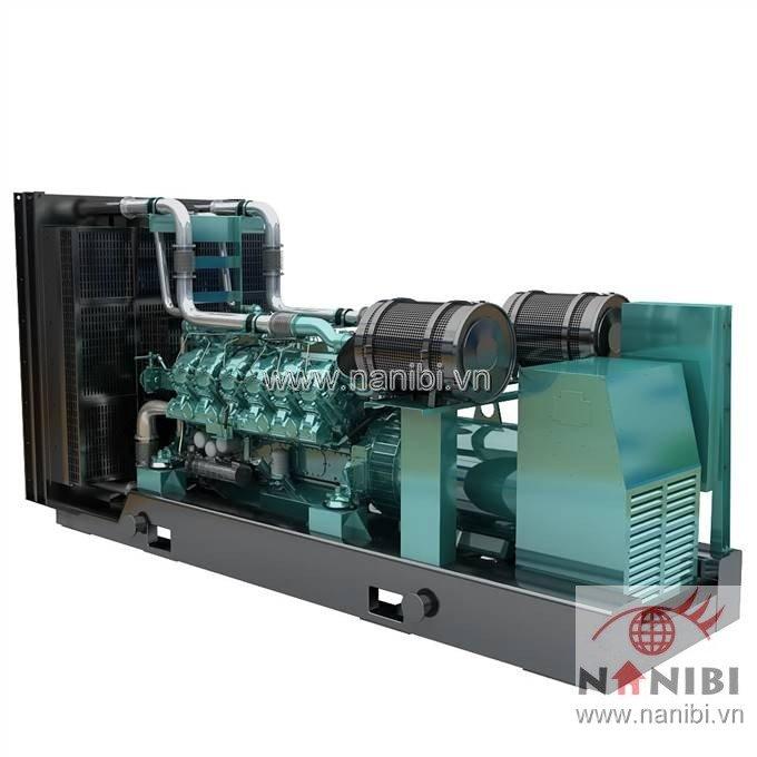 Máy phát điện Weichai wpg825