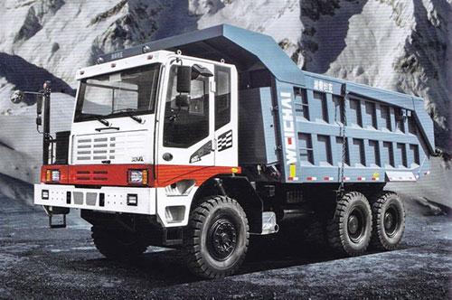 Xe mỏ Weichai