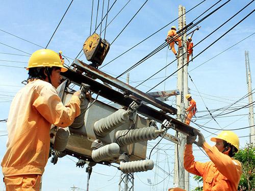 Thi công lắp đặt điện công nghiệp