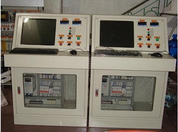 Lắp đặt tủ điều khiển trung tâm