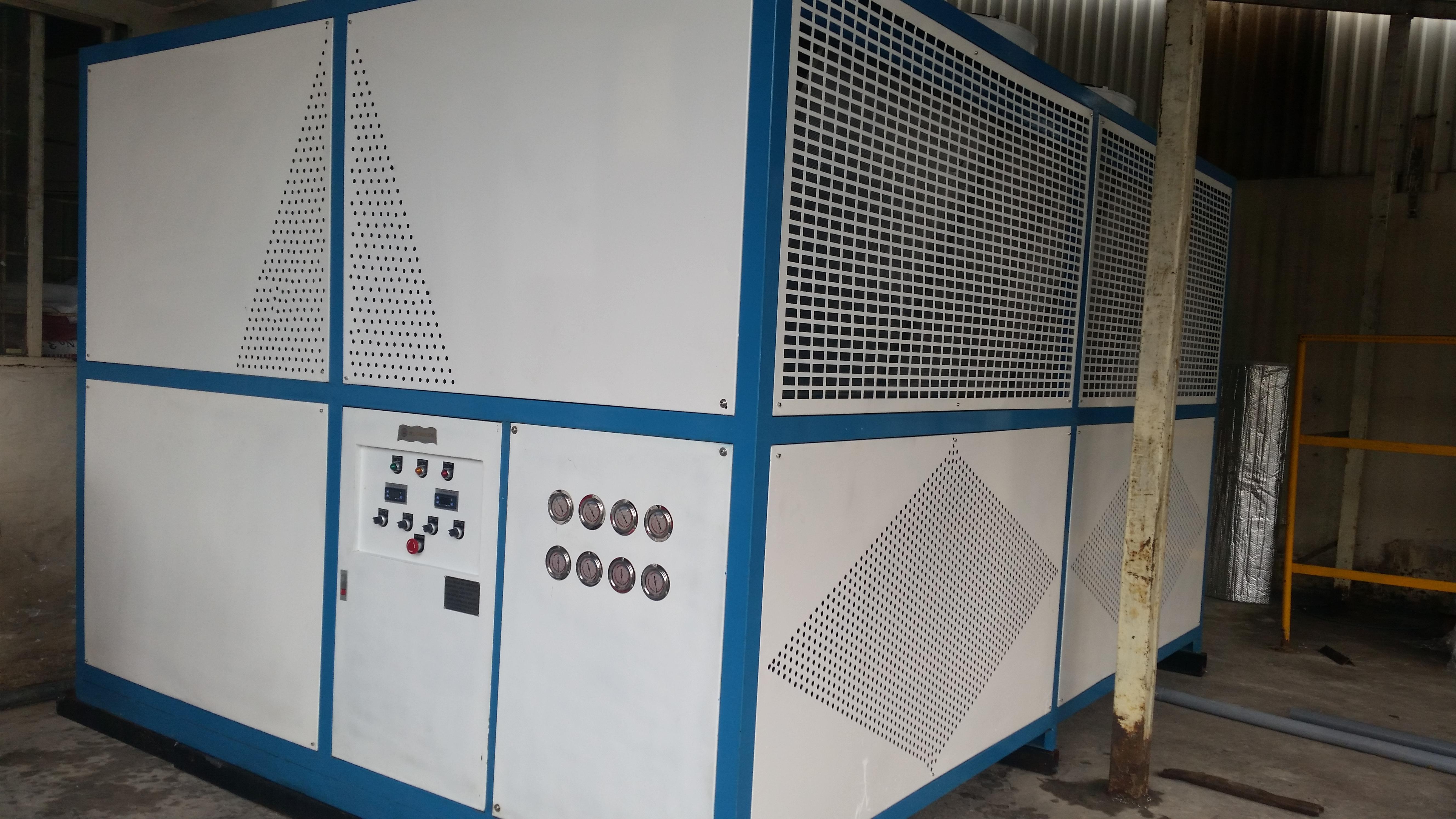 Máy lạnh chiller gió giải nhiệt 60HP