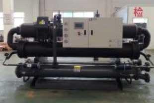 Cụm máy Chiller giải nhiệt nước 120HP