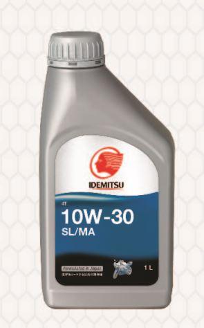 IDEMITSU 4T MA SL 10W-30