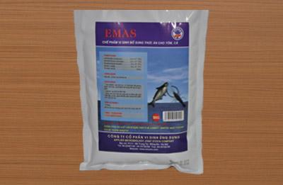Chế phẩm sinh học EMAS