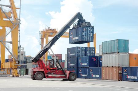 Dịch vụ bốc xếp tại cảng biển