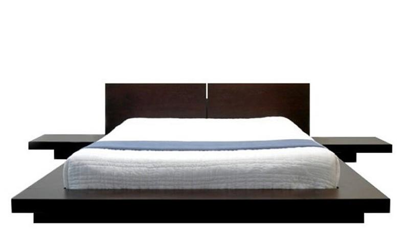 Mẫu giường gỗ 1