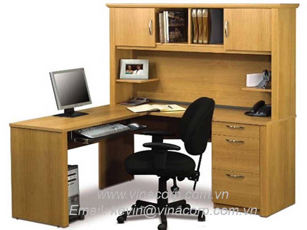 Nội thất văn phòng gỗ