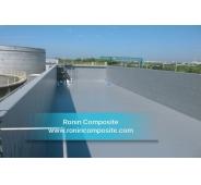 Bọc Composite FRP bể nước sạch