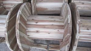 Bobin gỗ cũ