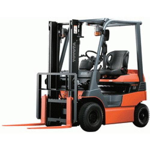 Xe nâng tải trọng 1-3 tấn