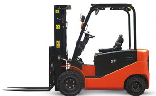 Xe nâng tải trọng 3-5 tấn