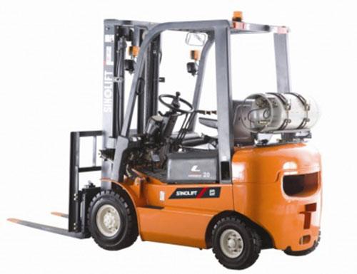Xe nâng tải trọng 5-10 tấn