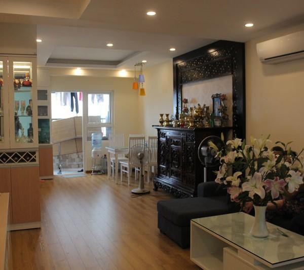 Nhà Chú Xưởng P1712 HH1B KĐT Linh Đàm